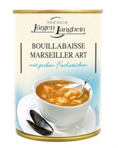 """Jürgen Langbein Bouillabaisse """"Marseiller Art"""" 400ml"""