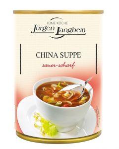 Jürgen Langbein Chinesische Sauer-Scharf-Suppe 400 ML