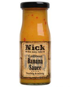 Nick BBQ-Banana Sauce 140 ML