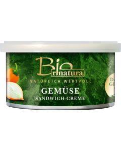 rinatura Gemüse Sandwich-Creme Bio 125 g