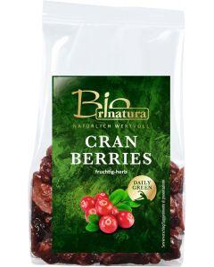 rinatura Cranberries Bio 100 G