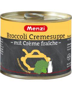 Broccoli Cremesuppe von MENZI, 5x200ml