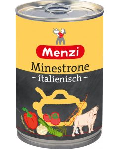 Minestrone italienisch von MENZI, 400ml