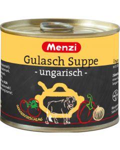Gulaschsuppe ungarisch von MENZI, 5x200ml