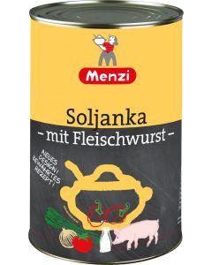 Soljanka von MENZI, 4.200g