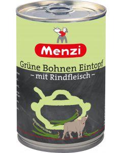 Grüne Bohnen Eintopf von MENZI, 400g