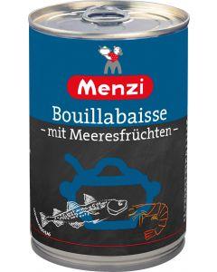 Boulillabaisse mit Meeresfrüchten von MENZI, 400ml