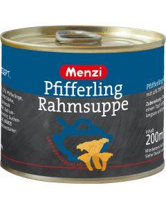 Pfifferling Rahmsuppe von MENZI, 5x200ml