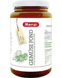 Gemüse Fond von MENZI, 400ml