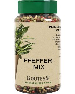 Pfeffer Mix von Goutess 270 g
