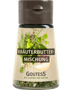 Kräuterbuttermischung von Goutess 4,5 g