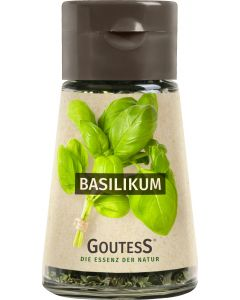 Basilikum von Goutess 4,5 g