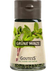 Grüne Minze von Goutess 3,5 g