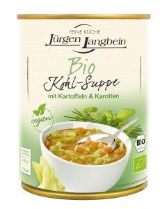 Jürgen Langbein Bio Kohl-Suppe, 400 ml