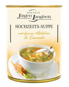 Jürgen Langbein Hochzeits-Suppe 400 ML