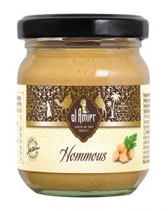 Al Amier Hommous mit Sesam 350 G