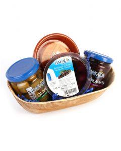 Geschenkset Tapa Olive
