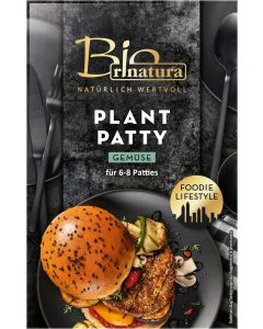 PLANT PATTY BIO von RINATURA, 150 G