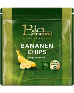 BANANENCHIPS BIO von RINATURA, 75 G